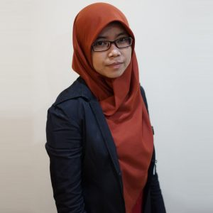 ANIS SISILOWATI sebagai Head of Finance and Accounting