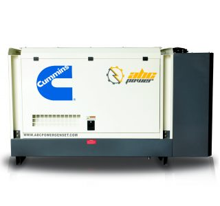 Genset cummins ABC Power
