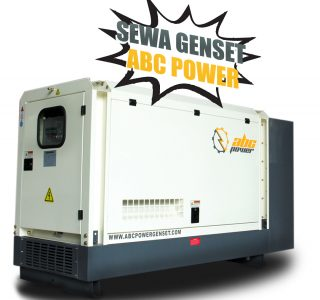 sewa genset abc power